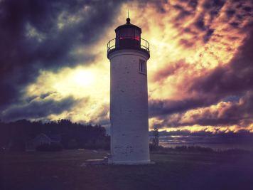 Beaver Island light house